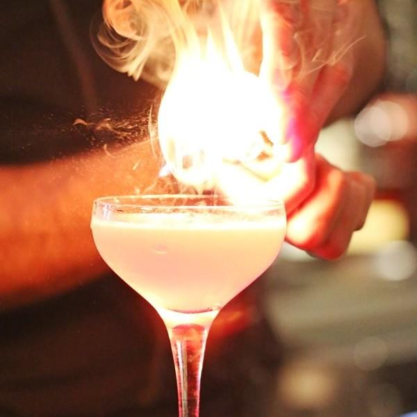 Wonderful cocktails at Oxton Bar & Kitchen