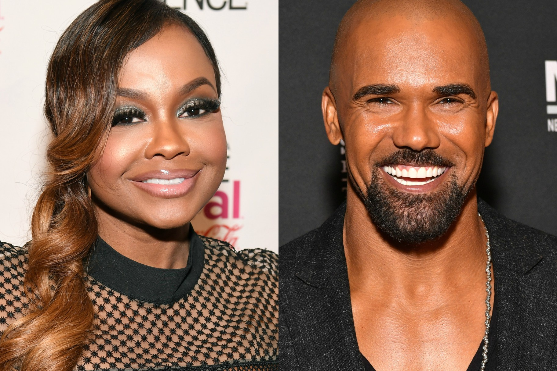 Did Phaedra Parks And Shemar Moore Just Go Instagram