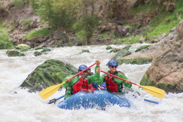 25 Rafting