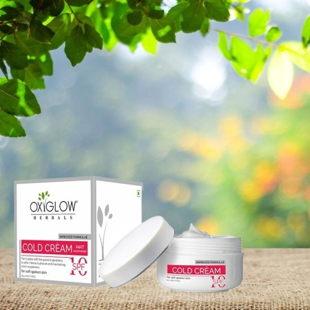 Cold Cream With spf 10 - 50 g