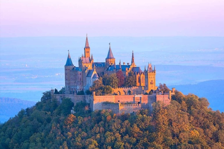17 Spectacular Castles In Southern Germany You Need To Visit (Map with regard to Castles In Germany Map