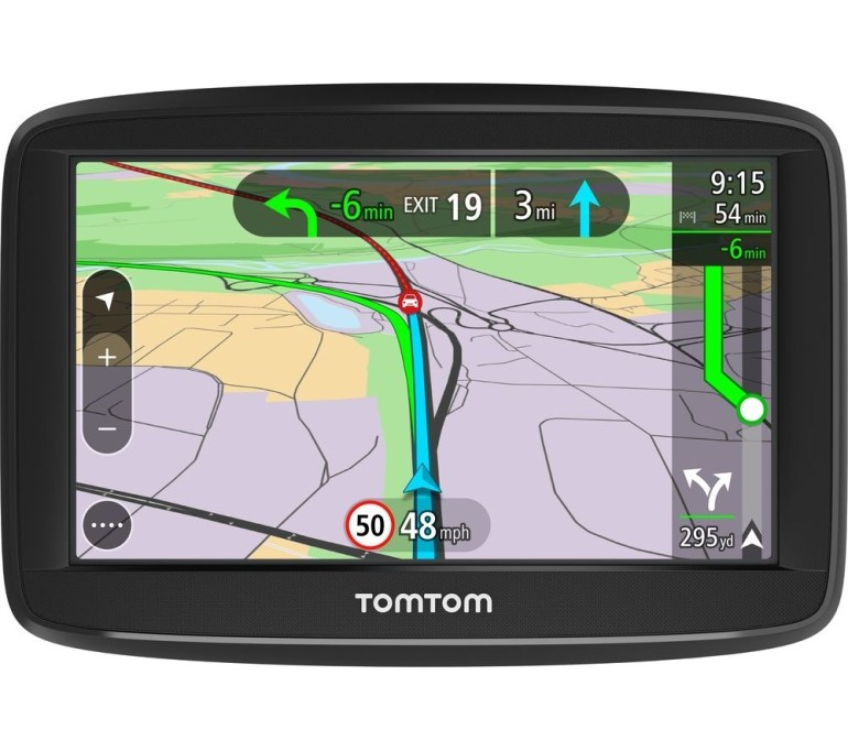 "Buy Tomtom Via 52 5"" Sat Nav - Full Europe Maps 
