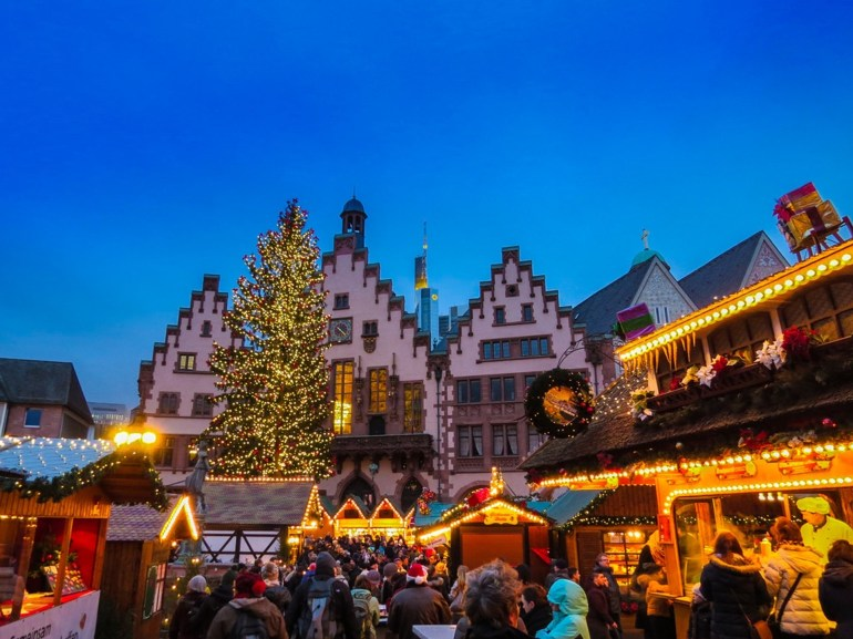 Christmas Markets 2019 In Germany - Dates & Map throughout Map Of German Christmas Markets