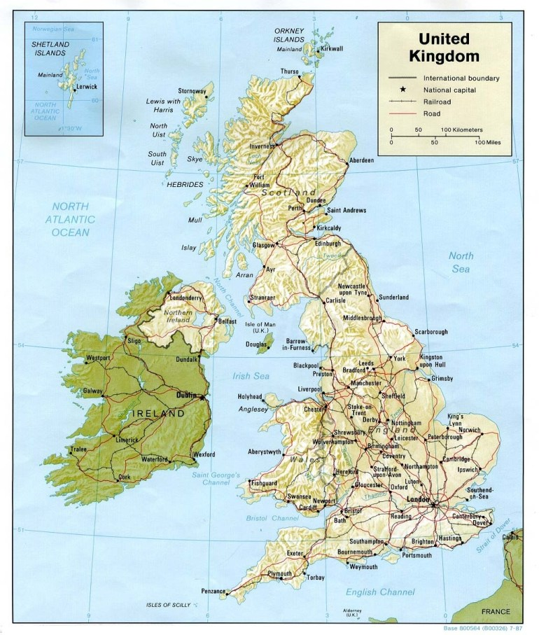 Download Free United Kingdom Maps for Map Germany Fbl Download