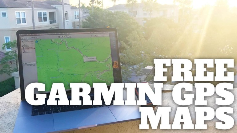 How To Get Free Garmin Gps Maps For Hiking (2019) - Hikingguy intended for Germany Gps Maps Free Download
