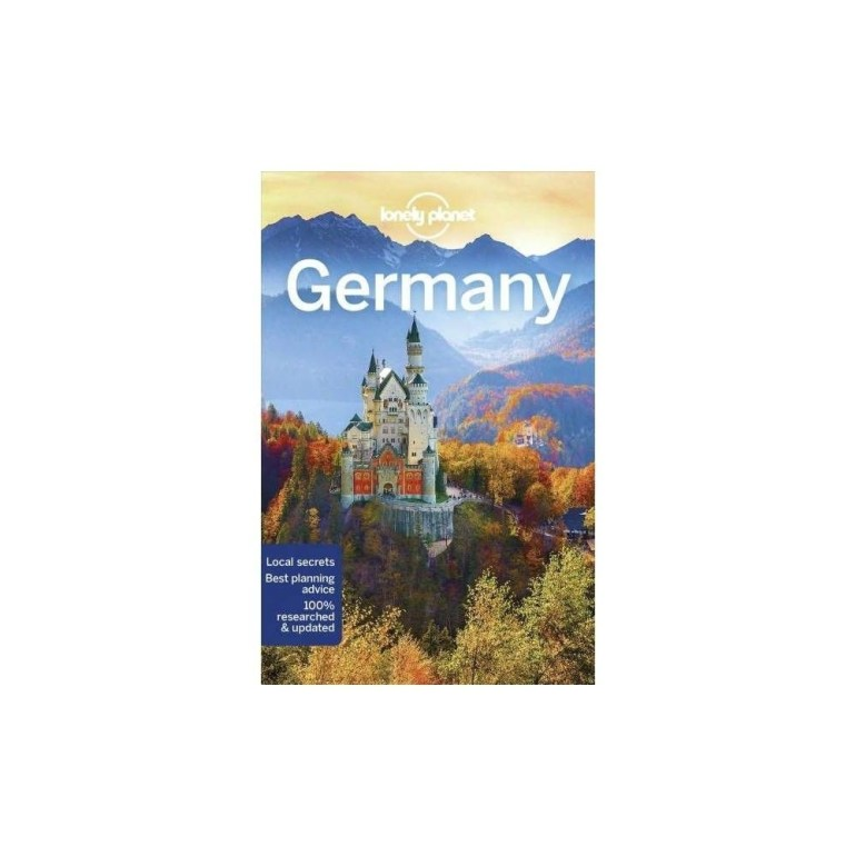 Lonely Planet Germany - (Travel Guide) 9 Edition (Paperback) In 2019 within Lonely Planet Map Of Germany