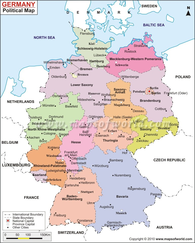 """November 9 1938 Ce – Kristallnacht — """"the Night Of Broken Glass throughout Map Of East Germany Before 1989"""