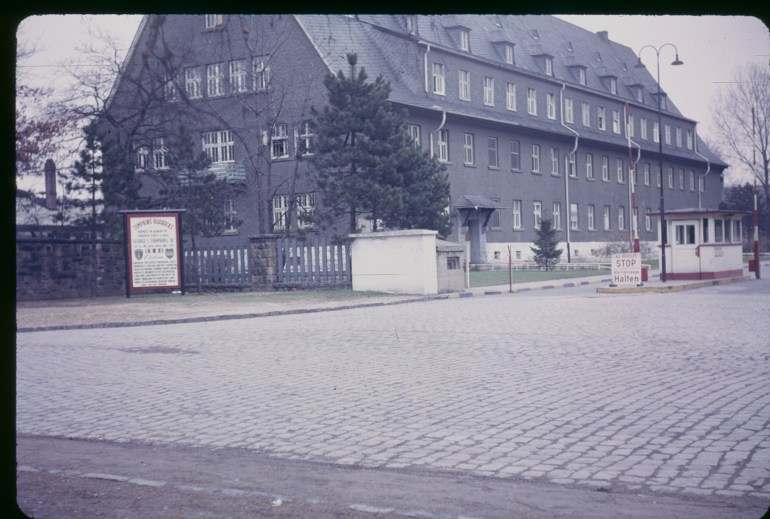 Patrick Henry Village | A Young Army Brat's Adventures Growing Up In throughout Campbell Barracks Heidelberg Germany Map