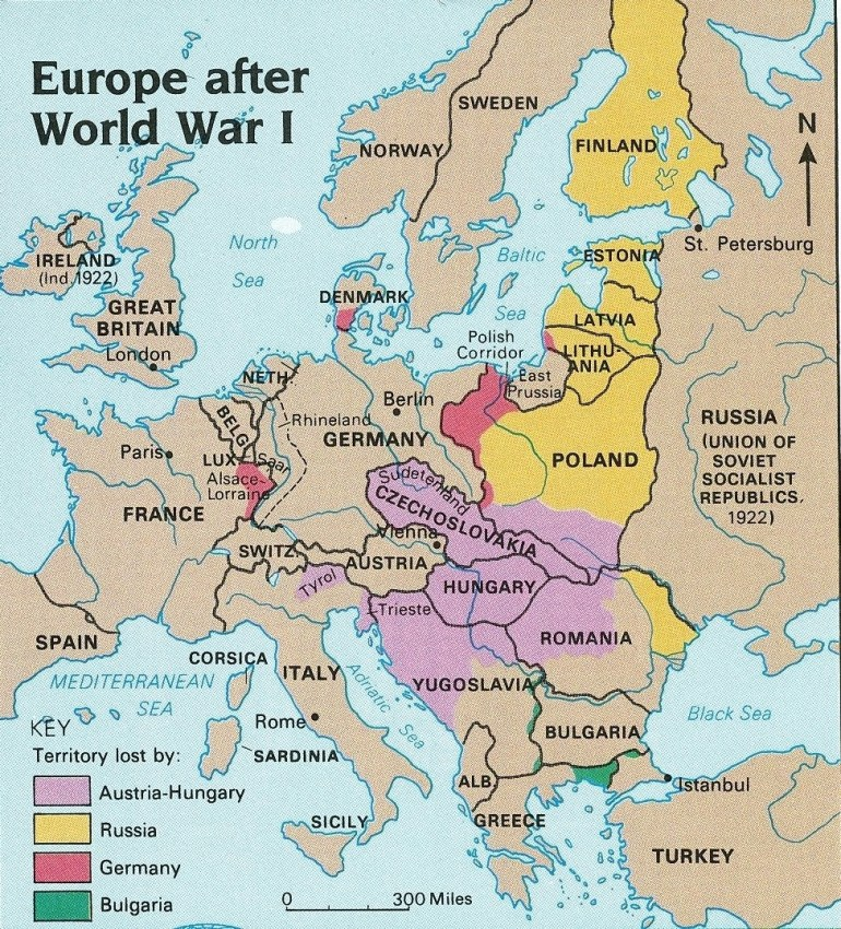 Pinpear On Josephine/samule Story And Timeg | World War One, Map regarding Germany Map Before Ww1 And After