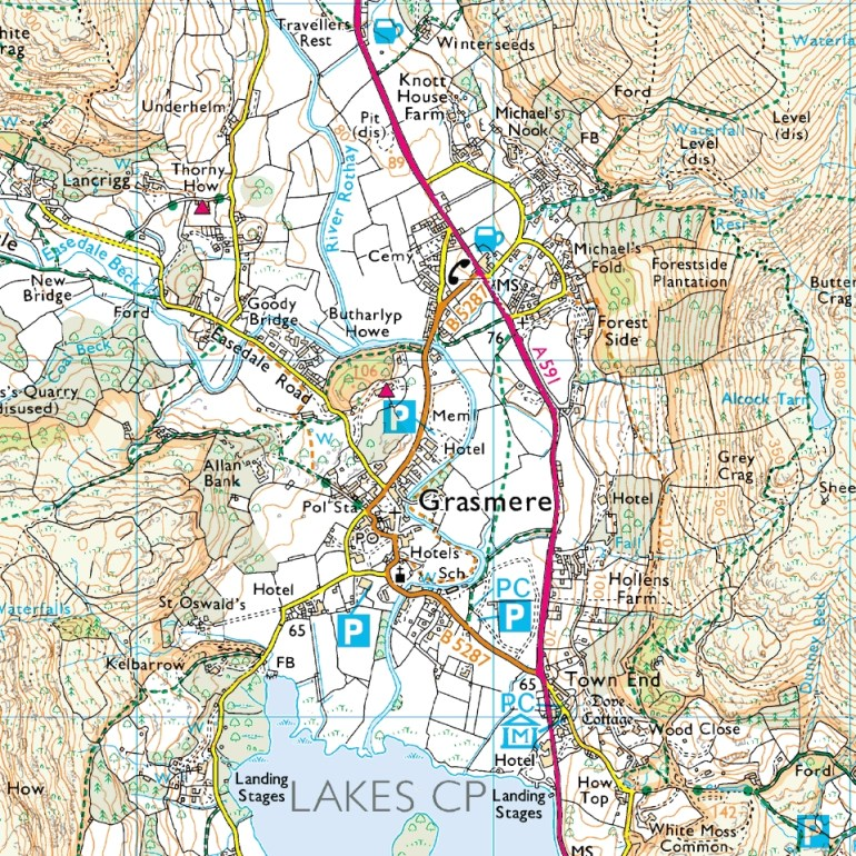 Premium Maps - Viewranger pertaining to German Ordnance Survey Maps
