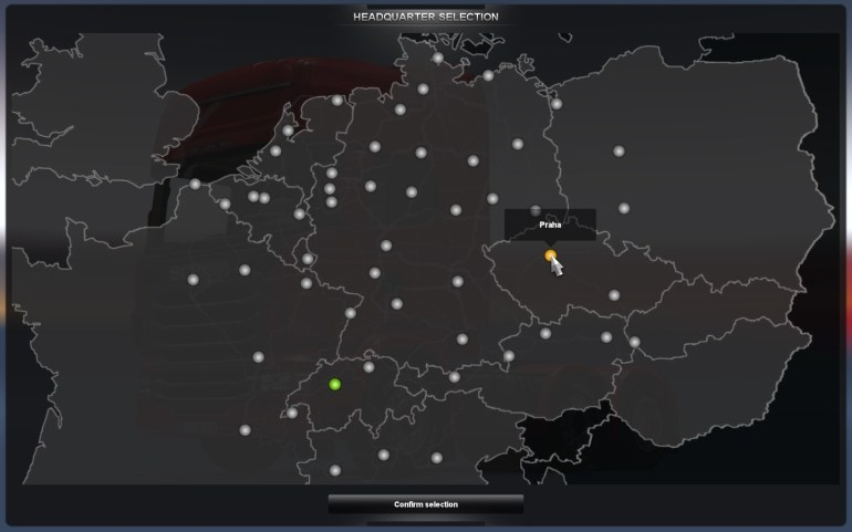 Scs Software's Blog: Ets2 Cities pertaining to German Truck Simulator Europe Map