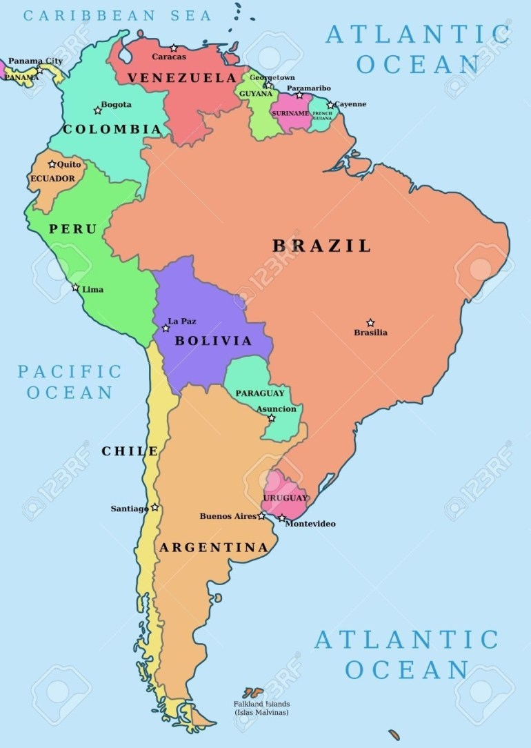 Spanish Speaking Countries Maps Central America Capital Cities And in German Cities Map Quiz