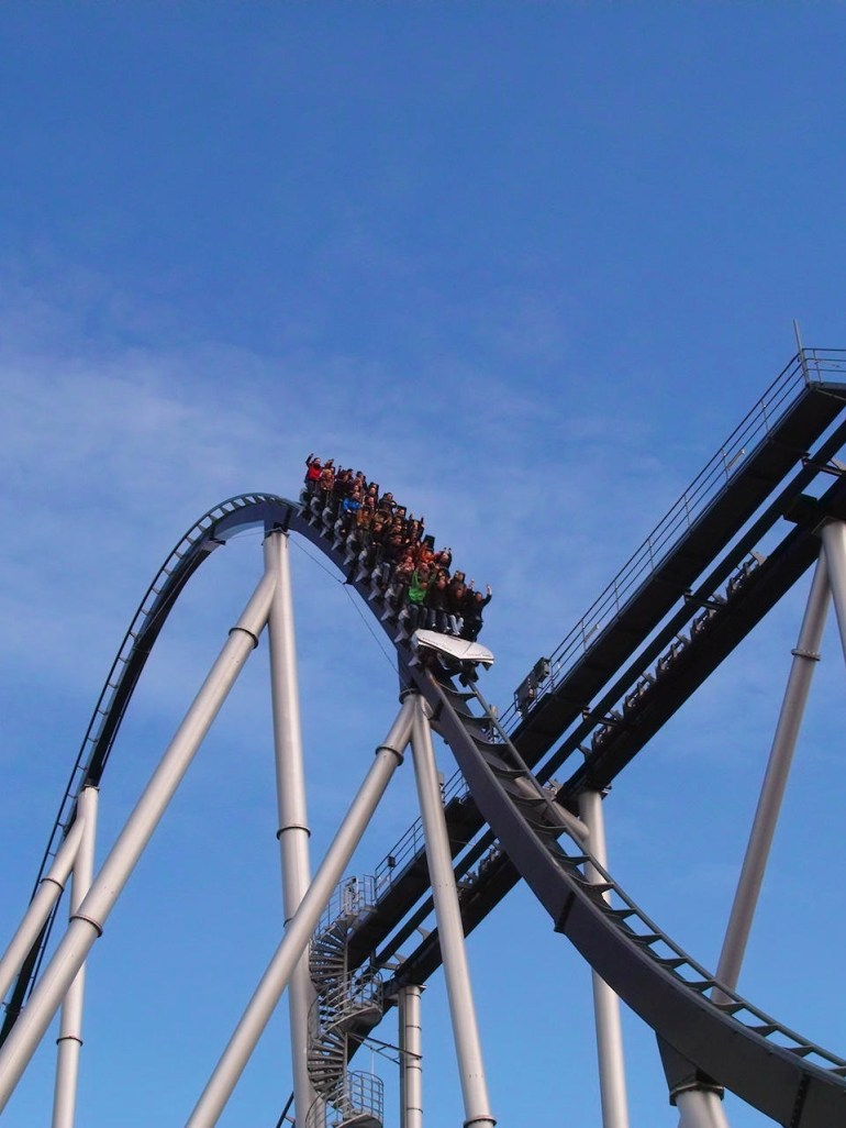 The Europapark - Germany's Biggest Leisure Park pertaining to Europa Park In Germany Map