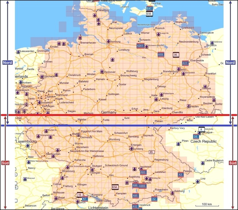 Tramsoft Gmbh - Garmin Mapsource Topo Germany (English) regarding Garmin Germany Map