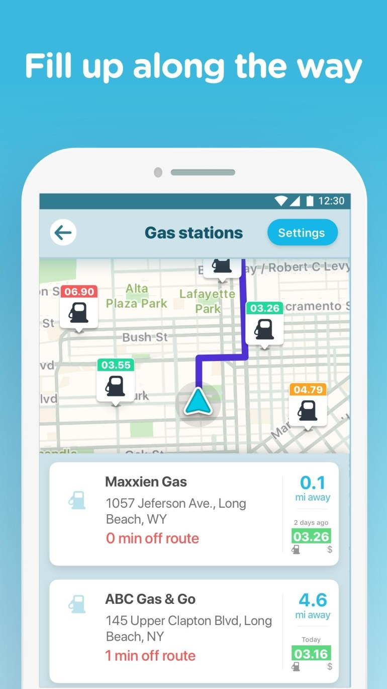 Waze For Android - Apk Download pertaining to Waze Germany Map Download