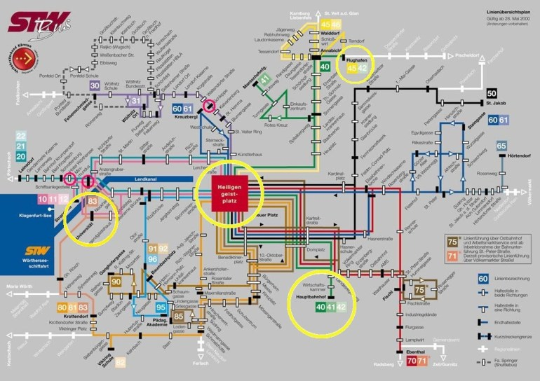 21St Ll-Seminar On Graph Theory throughout Stuttgart Airport Route Map