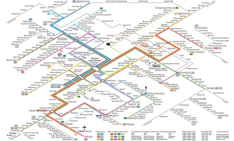 Madrid On Pinterest with regard to Stuttgart Bus Route Map