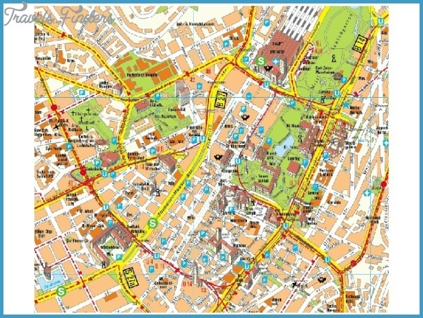 Map Of Stuttgart - Travelsfinders with Map Of Germany Including Stuttgart