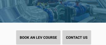 App Screenshot jpg - LEV Training Courses (BOHS Approved)