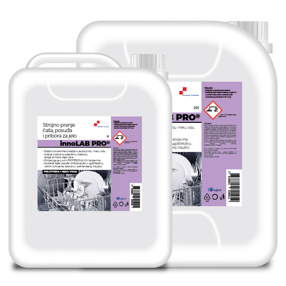 Dishwasher Detergent For Tableware And Cookware