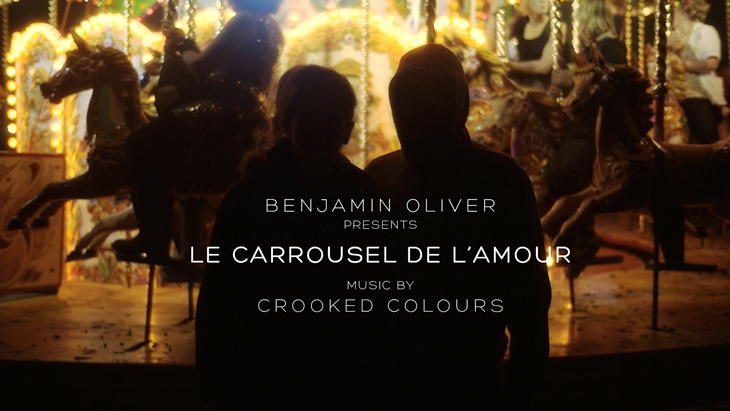 Benjamin Oliver Le Carrousel de Lamour Crooked Colours oxyopia