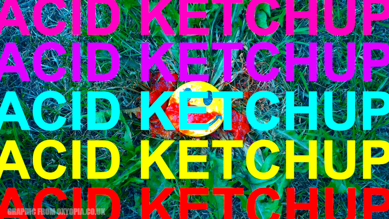 Acid Ketchup The Line up