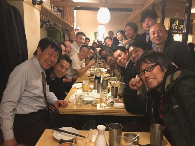 おやじの忘年会2019!