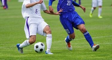 シュート【サッカー練習】決定力を上げて上達につながるポイント