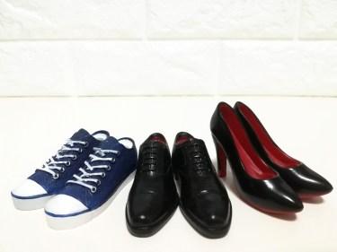 男性の靴は何足必要?最低限揃えたい靴の数、理想とする靴の数