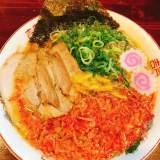 【浦添市】中華そば「麺や 和楽(わらく)」味も店内も京都感漂うヘルシーなお店でオススメ!