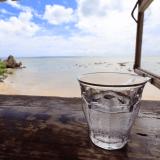【南城市】癒しの空間「浜辺の茶屋」海を眺め、時を忘れましょう