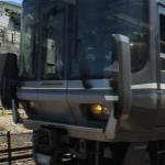 【人身事故】JR神戸線朝霧駅で人身事故!線路内にいた人と接触?
