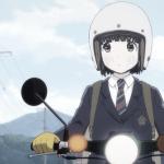 スーパーカブ(アニメ)3話の感想ネタバレ・考察・評判!