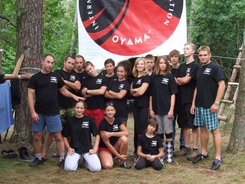 Obóz WASHI Oyama 2011
