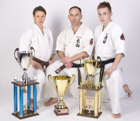 Ranking Oyama Karate 2013