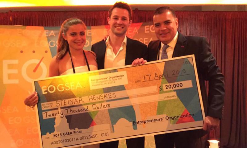 Global Student Entrepreneur Awards (GSEA)
