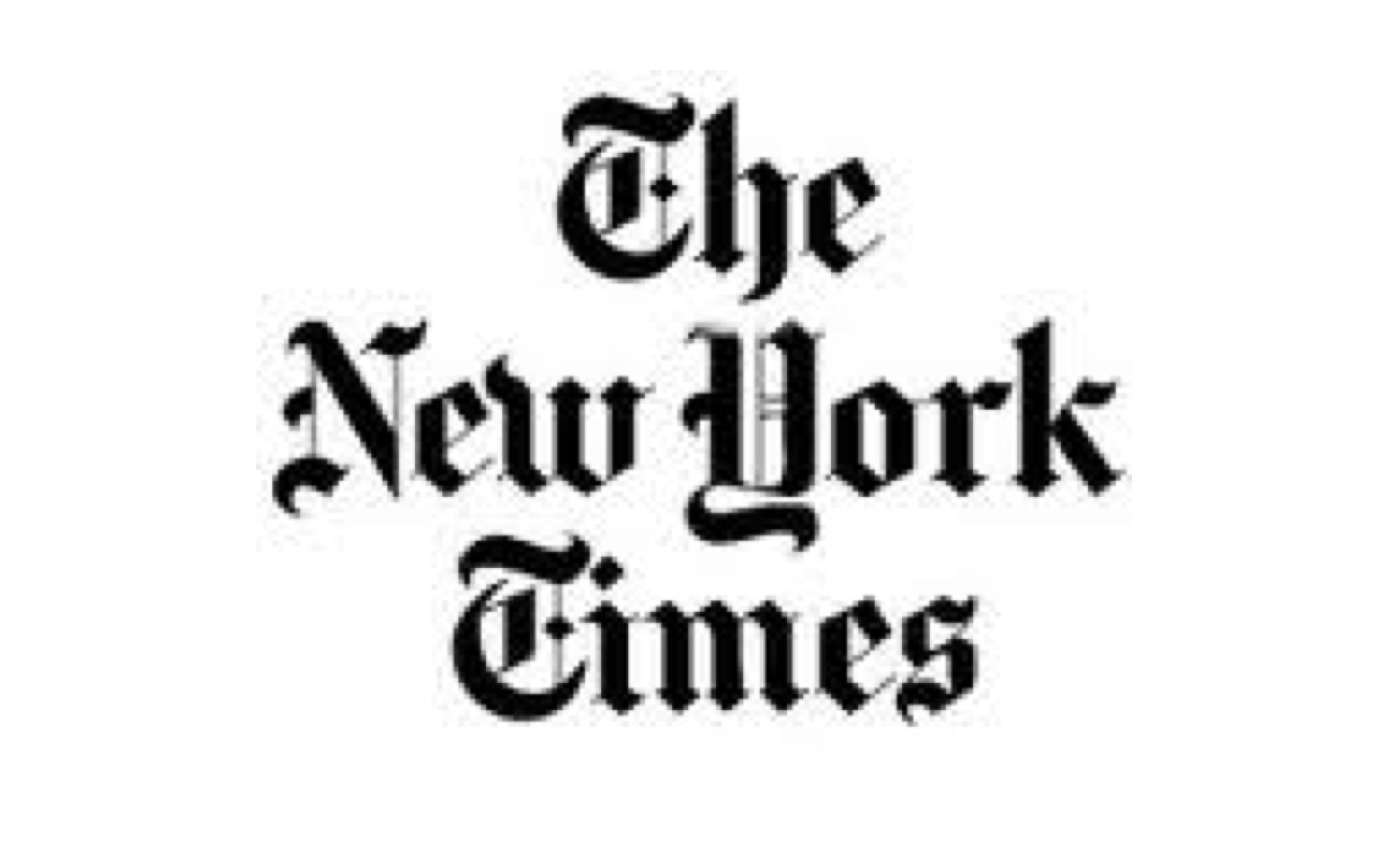 New York Times Summer Internships