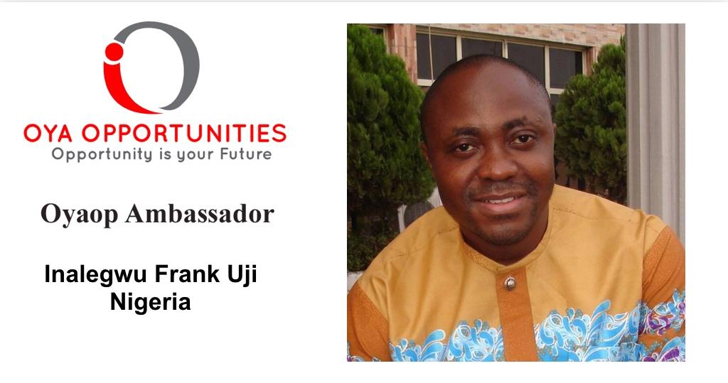 Inalegwu Frank Uji