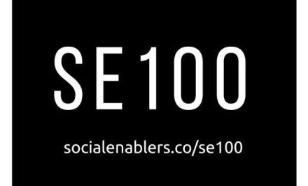 SE 100 Inspiring Social Innovators Programme
