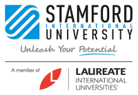 Stamford International University Logo