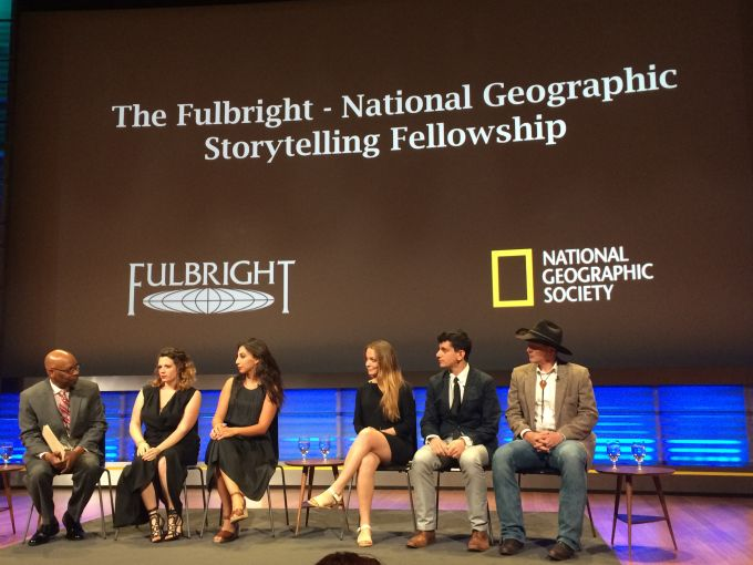 Fulbright-National Geographic Digital Storytelling Fellowship