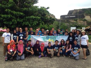 AYFN 6th International Youth Friendship Camp in Bali, Indonesia