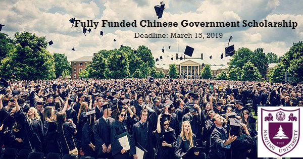 Chinese Government Scholarship