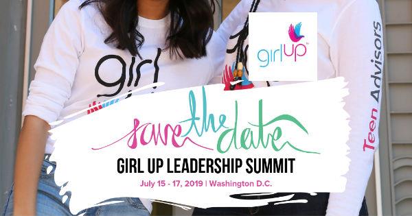 Girl Up Leadership Summit