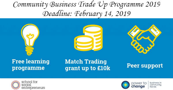 Community Business Trade Up Programme