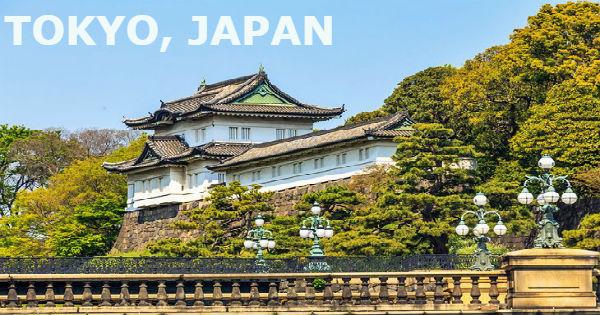 Fully Funded Exchange Program in Tokyo, Japan