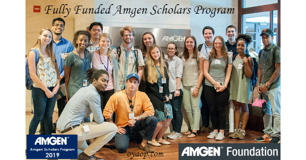 Fully Funded Amgen Scholars Program to study in Japan