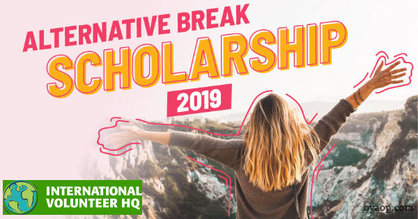 Alternative Break Scholarship