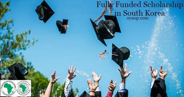 Scholarship in South Korea