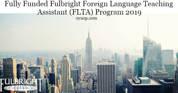 Foreign Language Teaching Assistant